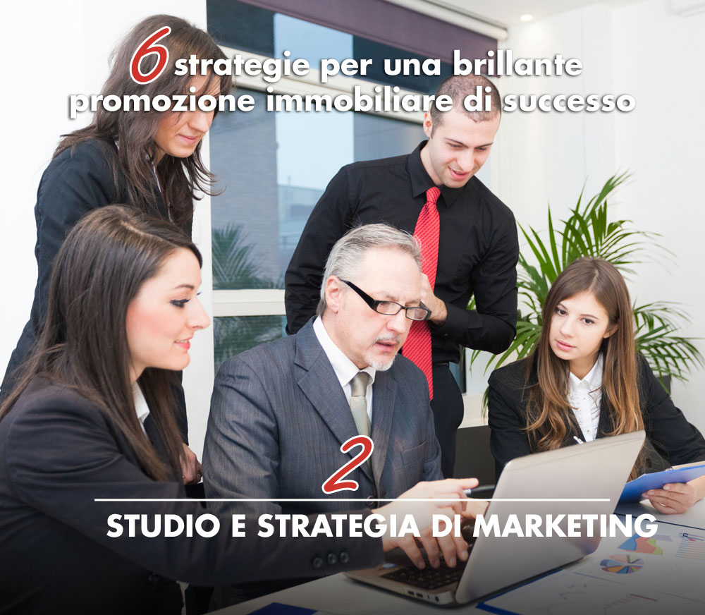 Studio e strategia di Marketing